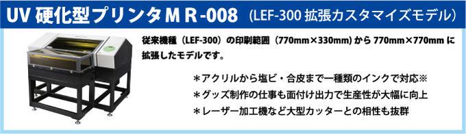 mr-008(lef-300拡張モデル)
